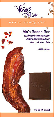 Mo's Bacon Bar, by Vosges Chocolate