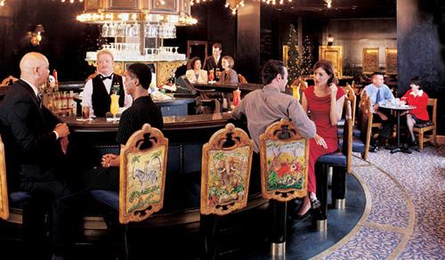 Carousel Bar,  Monteleone Hotel, New Orleans