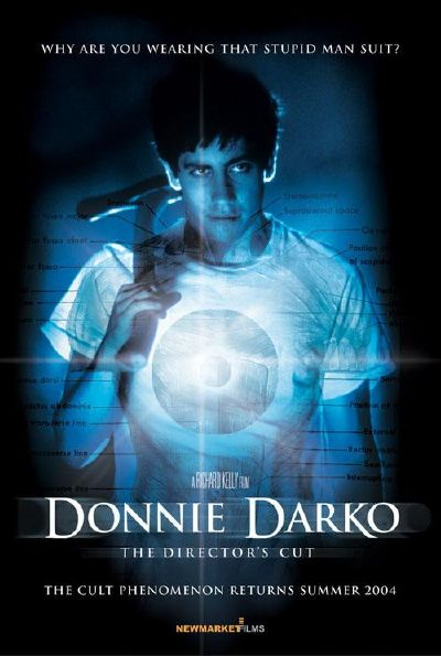 Donnie Darko: The Director's Cut  -- teaser poster