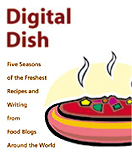 A new book featuring the best of food weblogs.