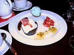 Dessert, yum.