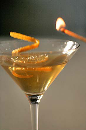 The Hoskins Cocktail