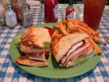 The John O'Groats Club Sandwich: a work of art