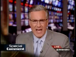 Keith Olbermann's special commentary