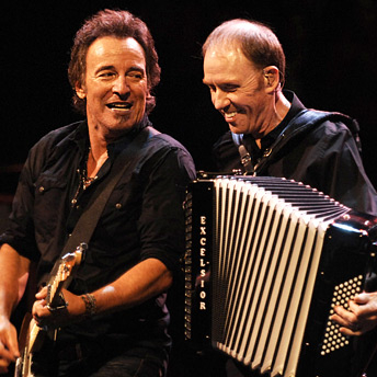 Danny Federici of the E Street Band, November 19, 2007