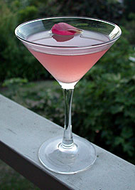 The Rose Cocktail