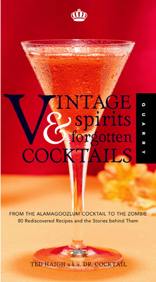 THE cocktail book of the year!