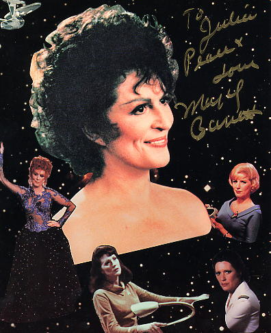 Majel Barrett Roddenberry,  1932-2008)