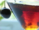 Black Manhattan variation