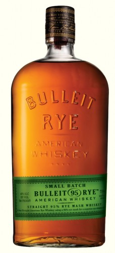 Bulleit Rye whiskey