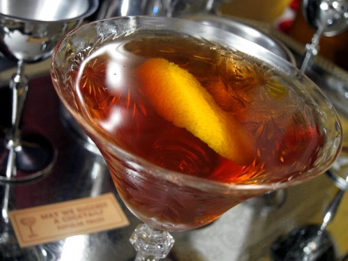The Deshler Cocktail