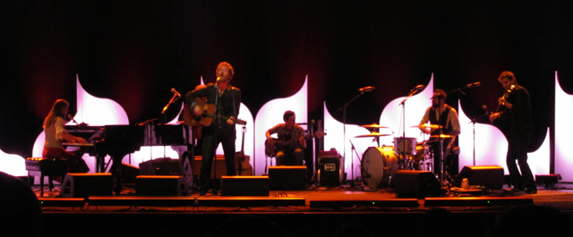 The Swell Season (with The Frames) at The Wiltern