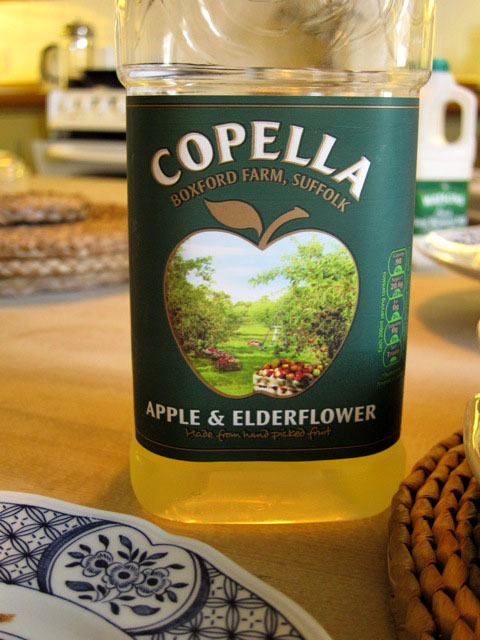 Copella Apple & Elderflower Juice