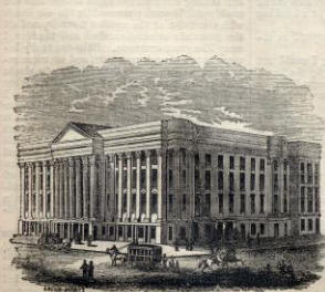 The 2nd St. Charles Hotel, 1853-1894